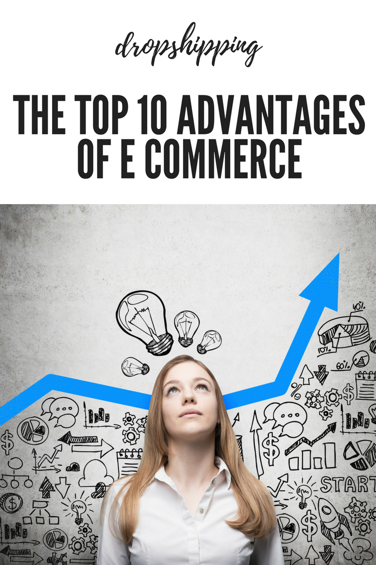Advantages of e Commerce