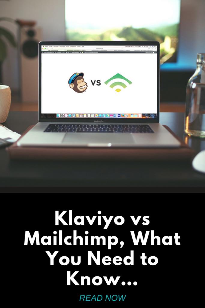 Klaviyo vs MailChimp 2