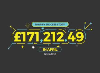 Shopify Success Story - Kevin Reid