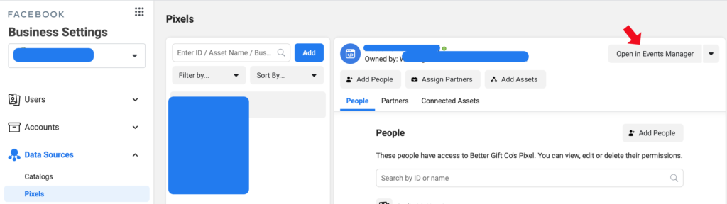 How to Create Domain Name and Pixel Pairs on Facebook