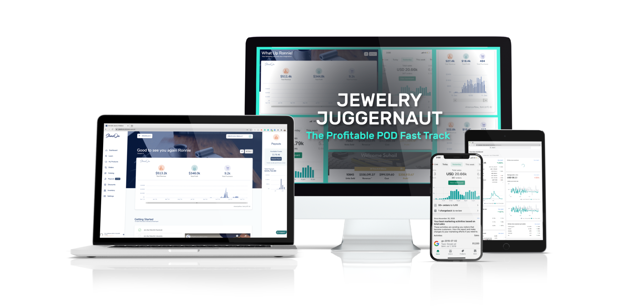 The Jewelry Juggernaut Course